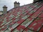 Konserwacja dachu z blachy