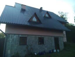 Malowanie domów jednorodzinnych